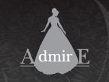 Логотип Салон свадебной и вечерней моды Admire