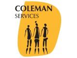Логотип Coleman Services