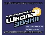 """Логотип """"Школа Звука"""""""
