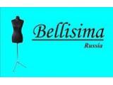 Логотип BELLISIMA салон-ателье
