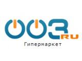Логотип 003.ru, интернет-магазин