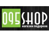 Логотип 095shop, интернет-магазин