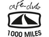 Логотип 1000 миль, ресторан-клуб