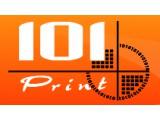 Логотип 101 Принт, ООО, производственная компания