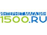 Логотип 1500.ru, интернет-магазин