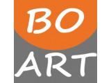 Логотип BOART, БоАрт, торгово-монтажная компания