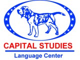 Логотип Capital Studies Language Center