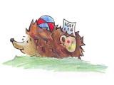 Логотип Детский клуб Ежики