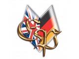 Логотип Инглиш плюс, НОУ