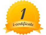 Логотип Центр по сертификации «i-certificate»