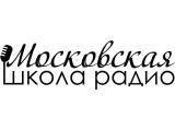 Логотип Московская Школа Радио, Синергия Про, ООО