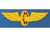 "Логотип ТЭК ""Железнодорожная Логистика - М"""