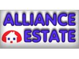 Логотип Alliance-Estate недвижимость на Кипре