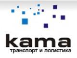 Логотип Транспортная компания Кама