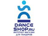 Логотип Танцевальный интернет-магазин DanceShop.ru