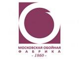 Логотип Московская Обойная Фабрика