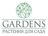Логотип GARDENS, питомник растений
