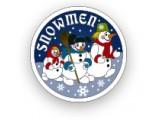 Логотип Snowmen