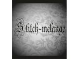 Логотип АРТ Студия компьютерной вышивки Stitch-Melange