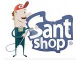 Логотип SantShop.ru, ООО