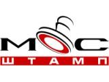 Логотип Изготовление печатей и штампов – МосШтамп