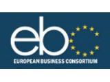 Логотип Европейский Бизнес Консорциум - чешская экспортная промышленно-финансовая группа