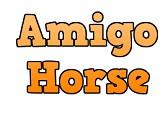Логотип Школа верховой езды AmigoHorse