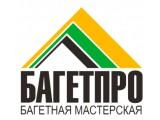 Логотип Багетная мастерская Bagetpro