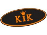 """Логотип Ювелирная компания """"KiK"""", ООО """"Коломеец и К"""""""