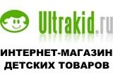 Логотип Интернет-магазин UltraKid.ru