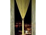 Логотип Кисея нитяные веревочные шторы купить недорого - под ключ