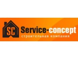 Логотип Компания «Сервис концепт»