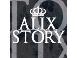 Логотип ALIX STORY