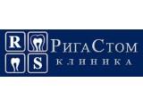Логотип РигаСтом, ООО