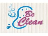 "Логотип Клининговая компания ""Be Clean"""