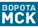 Логотип Ворота-МСК