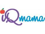 Логотип IQmama, сеть детских развивающих центров