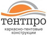 """Логотип """"ТЕНТПРО"""", ООО"""