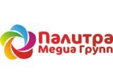 Логотип Палитра Медиа Групп