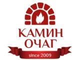 Логотип Камин Очаг – строительство барбекю под ключ