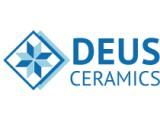 Логотип Дэус Керамикс