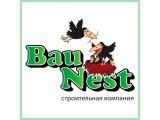 Логотип Bau-Nest - ремонтно-строительная компания