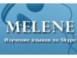 Логотип Melene
