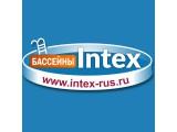 Логотип Бассейны Intex