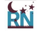 Логотип Радуга Ночи