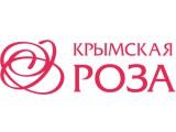 Логотип Крымская роза-Натуральная косметика Крыма