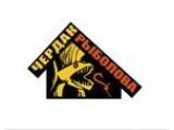 """Логотип Рыболовный магазин """"Чердак рыболова"""""""