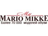 Логотип Mario Mikke