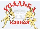 Логотип Усадьба Банная