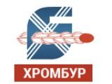 Логотип Хромбур